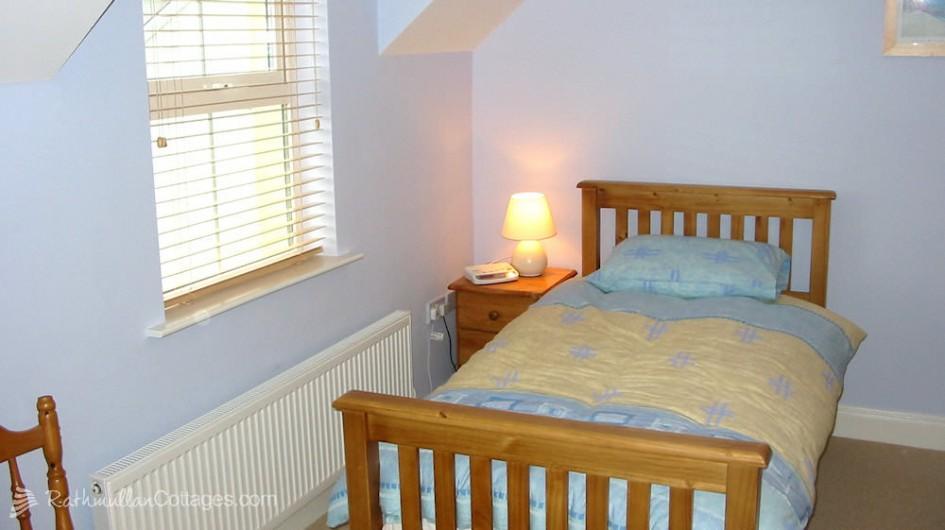 Upper floor bedroom of Clearwaters Holiday Home