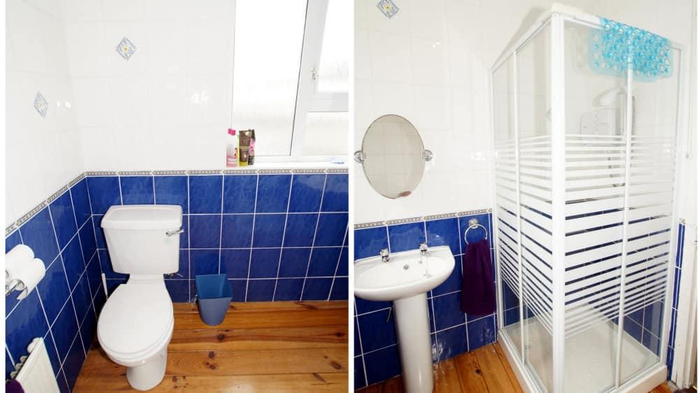 Shower room of Boynagh