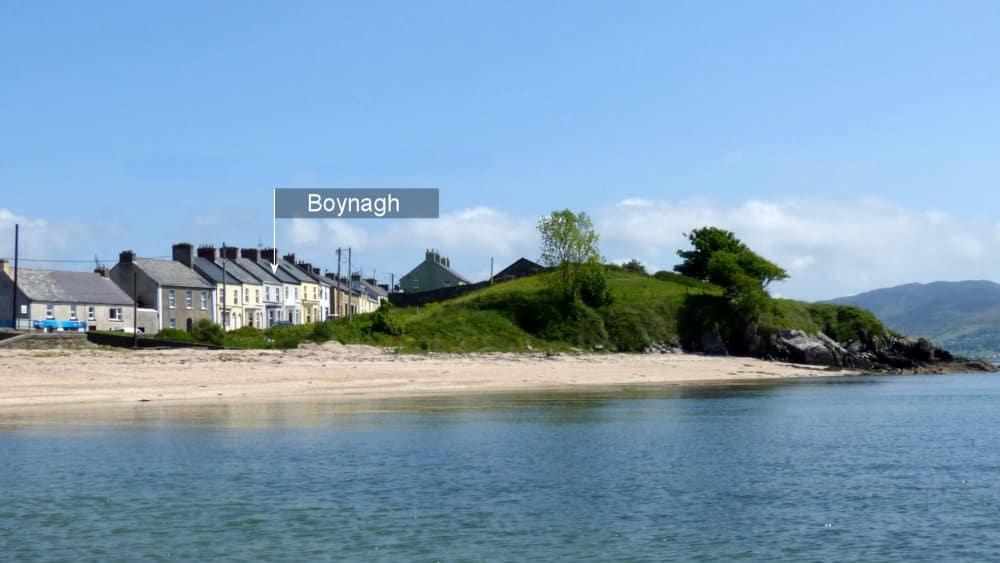 Location of Boynagh